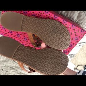 Tory Burch Shoes - Tory Burch Vintage Vachetta Miller, sz 6.5